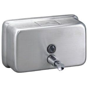 GS13-ankastre, sıvı sabun verici, köpük verici, butonlu köpük verici