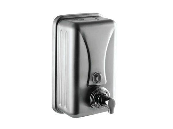 GS14K-ankastre, sıvı sabun verici, köpük verici, butonlu köpük verici