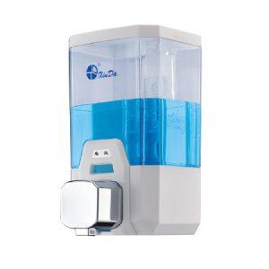 ZYQ100P-ankastre, sıvı sabun verici, köpük verici, butonlu köpük verici