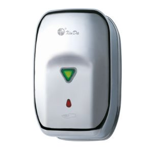 ZYQ120-ankastre, sıvı sabun verici, köpük verici, butonlu köpük verici