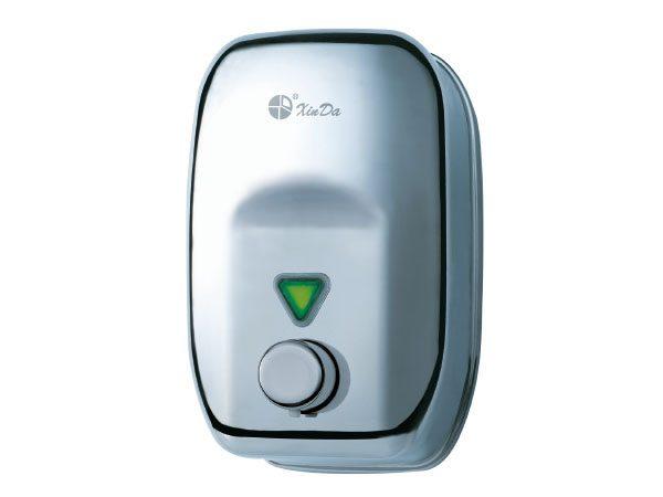 ZYQ180-ankastre, sıvı sabun verici, köpük verici, butonlu köpük verici