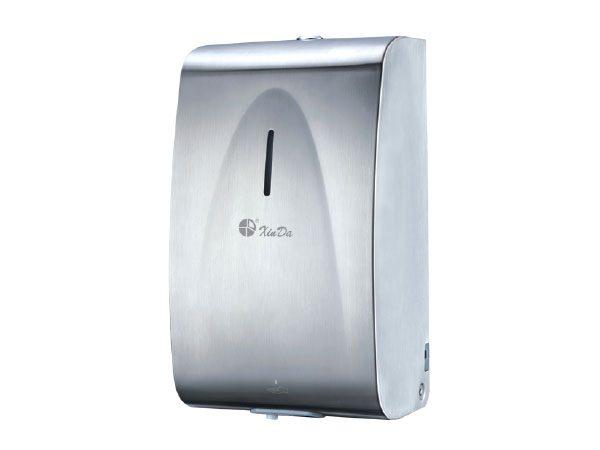 ZYQ210K-ankastre, sıvı sabun verici, köpük verici, butonlu köpük verici