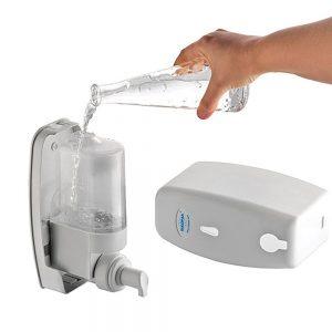rulopak, ıslak hacim ürünleri, sıvı sabun verici